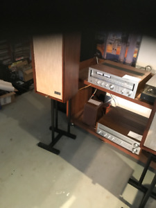 Great Vintage Stereo Gear For Sale