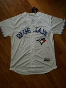 New Kevin Pillar Toronto Blue Jays jersey Medium and Large