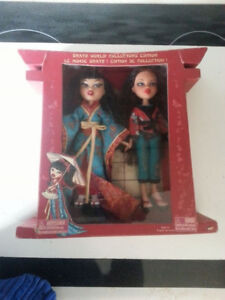 Bratz World Collector's Edition Oriental Doll with Extra Doll