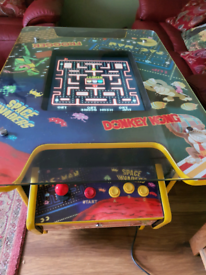 60 in 1 Retro Arcade Games Table 1 or 2 player
