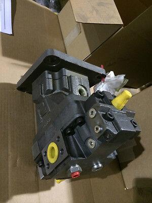 Hemmt 4hs685 Oshkosh Parker V12 Hydraulic Motor 3795610 V12-080-ts-shs-000-d-0-0