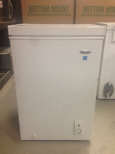 """NEW """"SCRATCH AND DENT """" 4 CUBIC FT FREEZERS from only $179"""