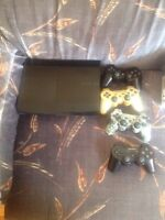 PS3 ultra Slim 250GB  250 $ !
