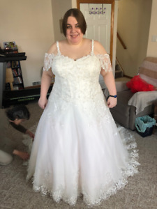 The Most Beautiful Wedding Dress In The World!