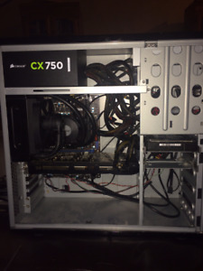 Liquid Cooled Custom i5 Gaming System