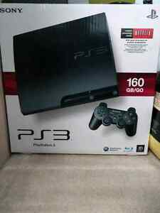 Playstation 3 Slim - 160GB