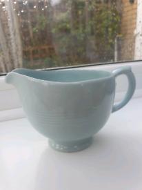 Woods Ware milk/ cream jug 1950's