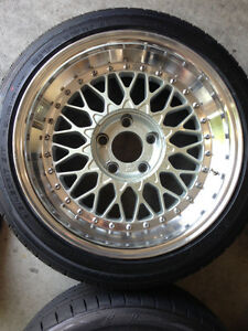 Ronal / ACT LS - 17x8.5 - $2000 North Shore Greater Vancouver Area image 5