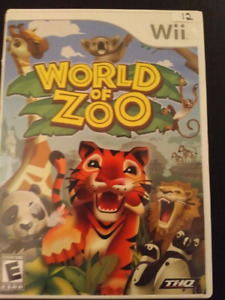 World of Zoo for Nintendo Wii