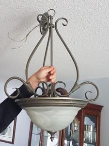 Aluminum Ceiling Light
