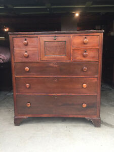 Large Antique Dresser