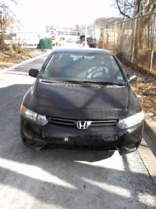 2006 Honda Civic. Low KM