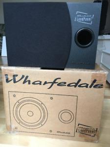 Subwoofer Wharfedale 70watts (noir)