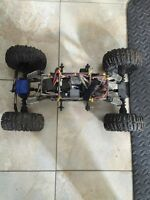 Team Losi RC rock crawler
