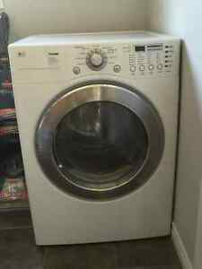LG Front Load Dryer Electric
