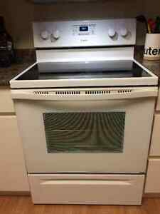 Whirlpool Electric Flat Top Stove
