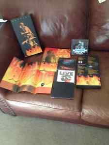 2 box sets-AC/DC and Steely Dan   Mint!