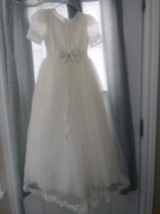 first communion dress or wedding