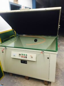 Screen Printing Equipment - Machine and Exposure unit