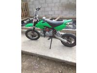 125 pitbike.