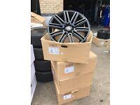 21 Bentley alloy wheels alloys rims vw Volkswagen seat skoda Audi 5x112