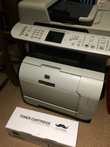 Excellent HP Office All in One Printer with air print and e-mail