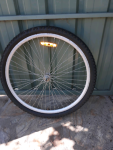 27inch wheel