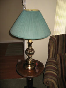 Table lamp----$10.00