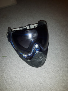 Various items for paintball or airsoft
