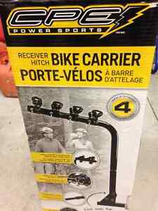 Brand New 4 Bicycle Rack