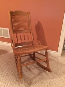 Antique chairs and rocker for sale Stratford Kitchener Area image 3