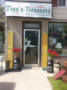 TINA'S TREASURES ANTIQUES & COLLECTIBLES MOUNT BRYDGES, ONTARIO London Ontario image 1