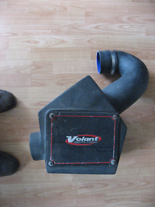 used Volant air box from a second gen Dodge Diesel