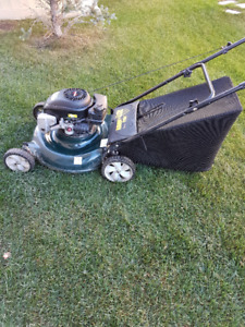 "21"" Push Lawn Mover"