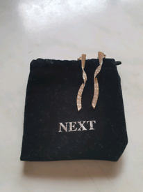 Silver Earrings From Next