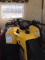06' Honda rancher A/T 400 4x4