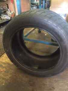 Sumitomo P275/40ZR17 - 1 Tire Only Kitchener / Waterloo Kitchener Area image 3