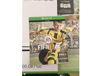 FIFA 17 FULL GAME CODE - XBOX ONE