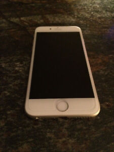 iPhone 6s 128GB Silver/ *Virgin Mobile/Bell*