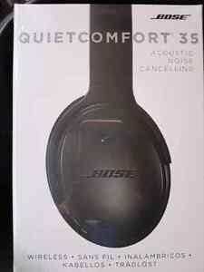Bose quitecomfort 35 headset BRAND NEW