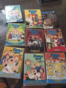 Famliy Guy DVD Set $85 obo for all! 24 Discs in all! Windsor Region Ontario image 1