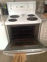 Stove and Fridge -- $100 for the pair