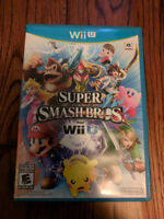 Super Smash Bros and Bayonetta 2 (missing Bayonetta 1)