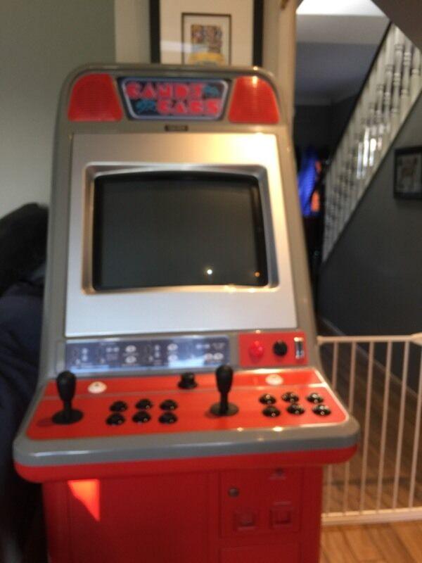 candy cab arcade machine 7000 old school games in newtownards
