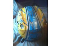 Nitro xl helmet