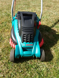 Bosch Rotak 43 Ergoflex Corded Rotary Lawnmower - for repair or parts