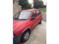 Corsa95 for parts