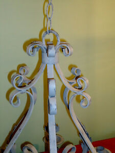 FRENCH STYLE CANDLE CHANDELIER West Island Greater Montréal image 3