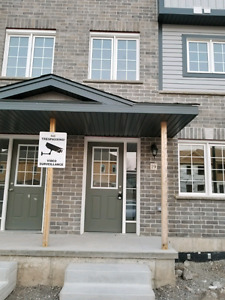 Brand New Stunning Townhouse for Rent in South Cambridge