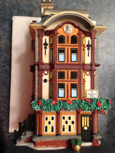 DEPARTMENT 56 - DICKENS - THE RED LION PUB - 58715 - H 83